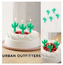 Urban Outfitters(アーバンアウトフィッターズ) パーティーグッズ  Urban Outfitters☆Sunnylife Cactus Cake Candle Set☆