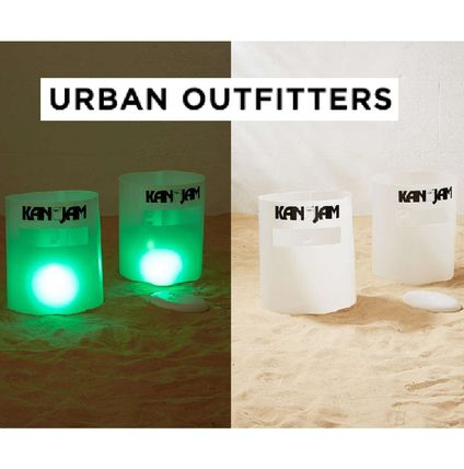 Urban Outfitters☆KanJam Illuminate Glow Ultimate Disc Game