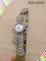 デイジー腕時計が素敵kate spade★stainless daisy chain watch