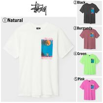 【STUSSY x MR. PORTER】☆17SS新作☆EVENTIDE PIGMENT DYED TEE