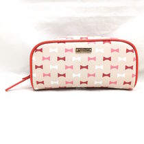 KATE SPADE ケイトスペード BERRIE BOW TILE ポーチ PWRU4761
