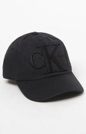 UV cut popular CK Calvin Klein Logo Cap at trendy