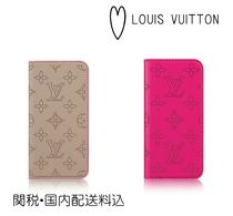 LOUIS VUITTON Autres Cuirs iPhone7 フォリオケース★ 関送料込