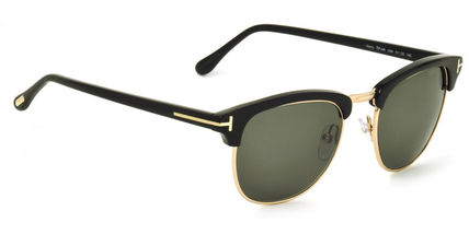 TOM FORD movie 007 wearing model TF0248 05N HENRY black