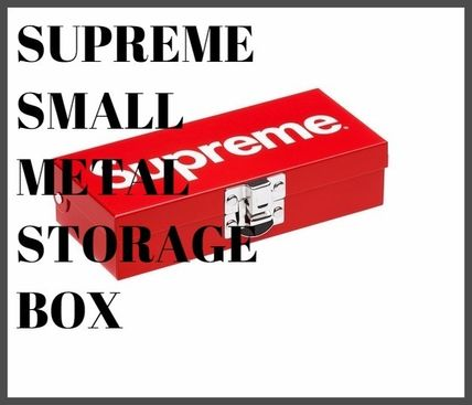 【SUPREME】国内発送★storage box Small size