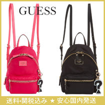 【送料関税込】GUESS☆mall Leeza Backpack 2色