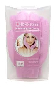 [ECHO TOUCH]Moisturising Gel Gloves/モイスチャー保湿グローブ
