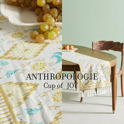 Dressing table linens Be Our Guest Table Runner