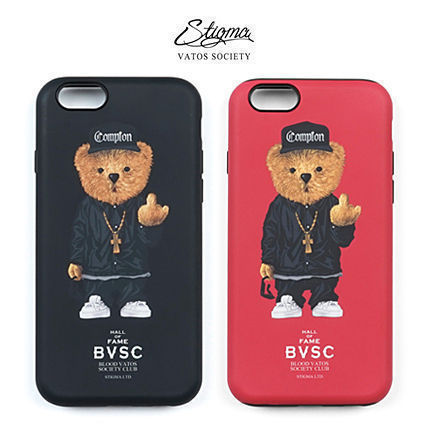 STIGMA genuine iPhone COMPTON BEAR CASE phone case