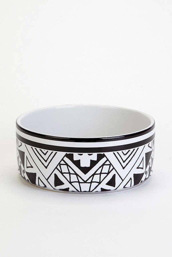Urban Outfitters☆ Kris Tate For DENY Pet Bowl Set☆