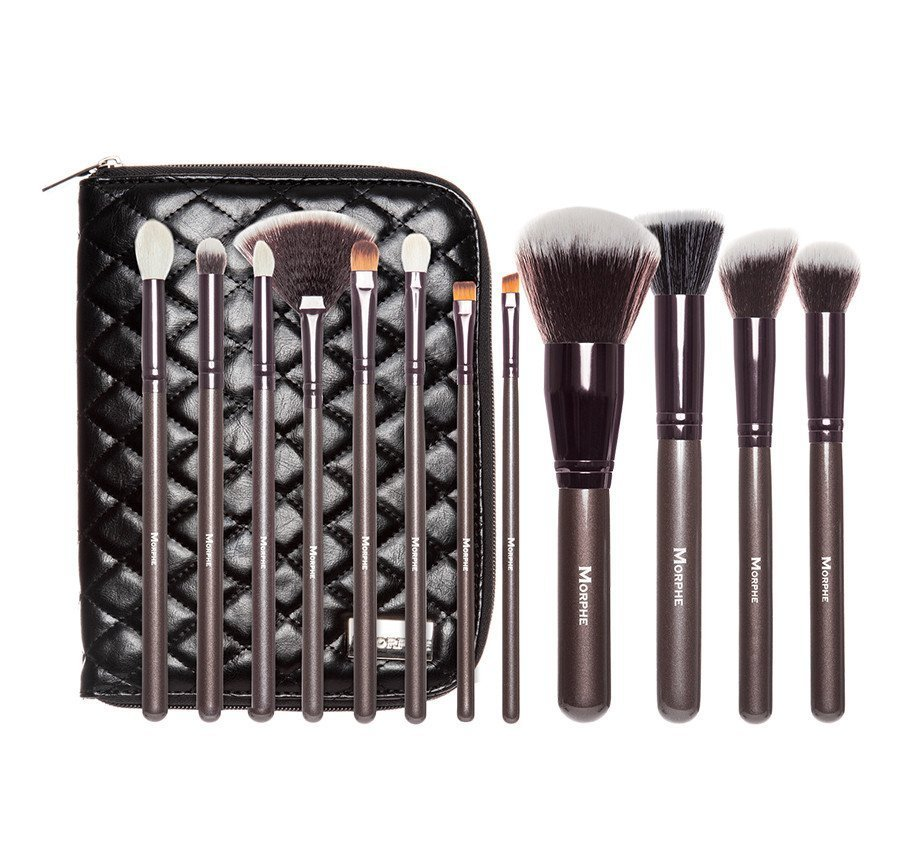 日本未入荷★Morphe BEAUTIFUL AND BRONZE SET 12本セット
