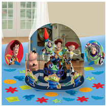 amscan(アムスキャン) パーティーグッズ Toy Story Power UP Table Decoration テーブルデコレーション