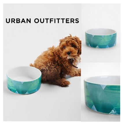 Urban Outfitters☆Kei Ivor For DENYペットボウルセット