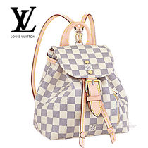 Louis Vuitton*2017SS*スペロンBB ダミエ アズール バックパック