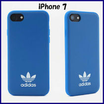 Urban Outfitters扱★adidas ブルー レザー iPhone 7 ケース★