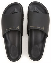Leather Slides サンダル