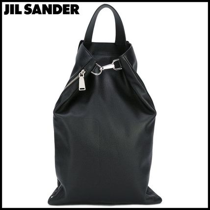 Jil Sander DrawString backpack