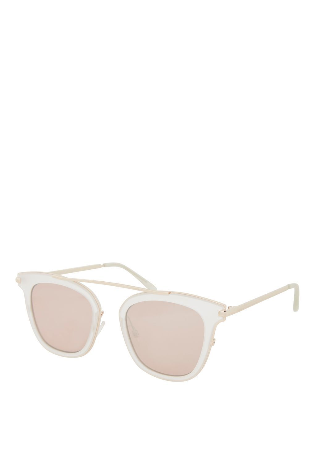 ★海外限定★TOPSHOP/WEBB Brow Bar Square Sunglasses