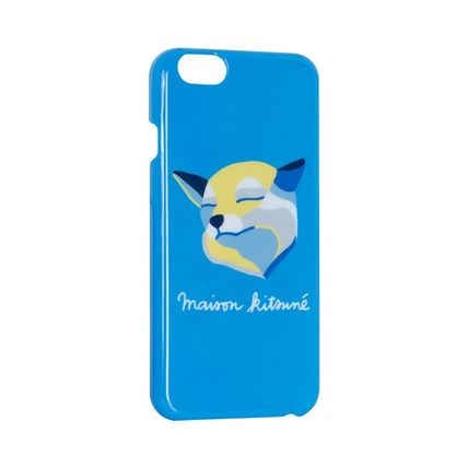 Immediate delivery MAISON KITSUNE 17SS IPHONE CASE FOX INES