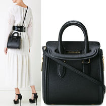 alexander mcqueen(アレキサンダーマックイーン) ハンドバッグ 17SS AM211 FOLD-OVER TOP SMALL HEROINE BAG