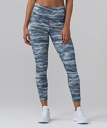 lululemon ボトムスその他 7/8丈レギンスWunder Under Hi-Rise 7/8 Tight*Full on Luxtreme(3)