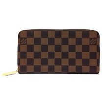 LOUIS VUITTON  N41661 ジッピー・ウォレット ダミエ(新品)