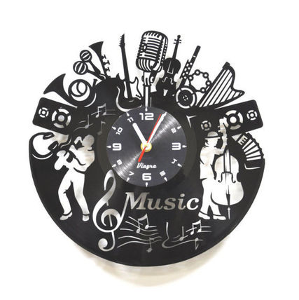 wall clock wall clocks - MUSIC # 59
