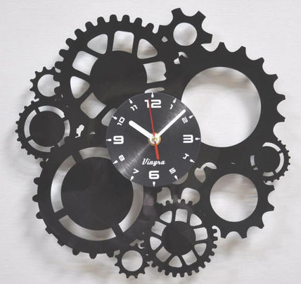 wall clock wall clock - STEAMPUNK CLOCK # 64