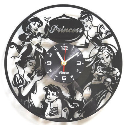 wall clock wall clock - Disney Princess # 68