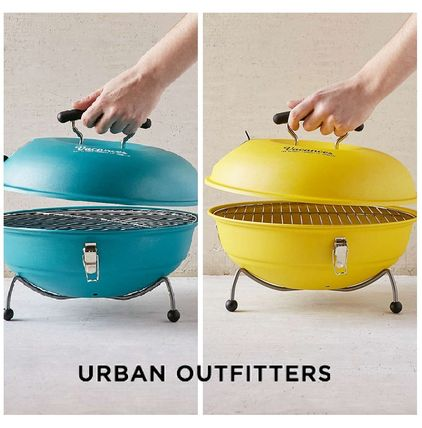 Urban Outfitters☆バカンスポータブルバーベキュー