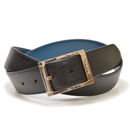 Paul Smith reversible leather belt eps17s010