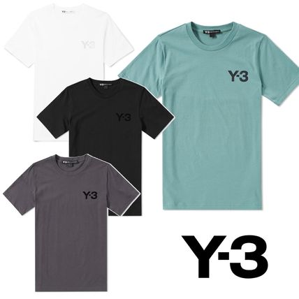 NEW y-3 Wesley CLASSIC TEE classic logo t-shirt
