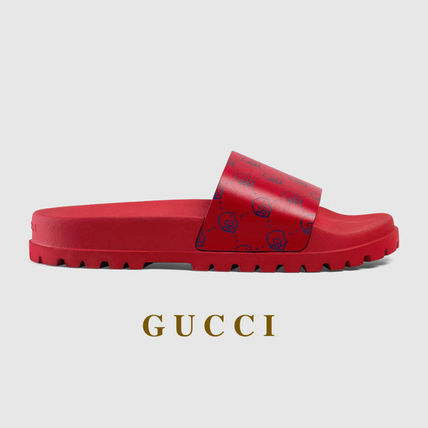 GUCCI ghost Slide Sandals