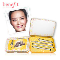 Benefit(ベネフィット) アイブロウ Defined & refined アイブロウキット(全3色)【追跡送料込】