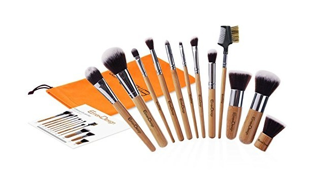 Makeup Brush Set-EmaxDesign professional 12pieces 関税・送込