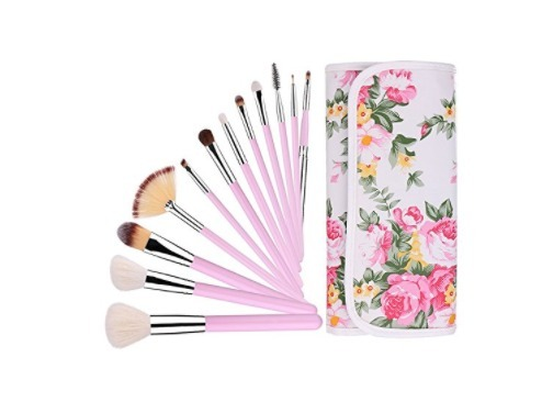 Makeup Brush Set-UNIMEIX professional 12pieces 関税・送込