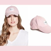 【Guess】新作★ロゴ入りキャップPINK