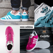 新作!! ピンク 全2色!! ◆adidas◆ Gazelle Shock Pink / Blue