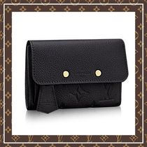 【17SS★Louis Vuitton】Pont-Neuf Compact 折りたたみ財布