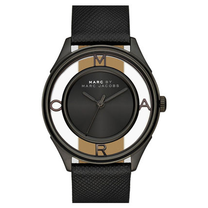 Marc Jacobs women's watches teaser leather MBM1379