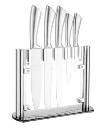 Cheer collection knives 6 piece set