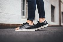 Adidas SUPERSTAR 80S グリッター!【送料/関税込み】
