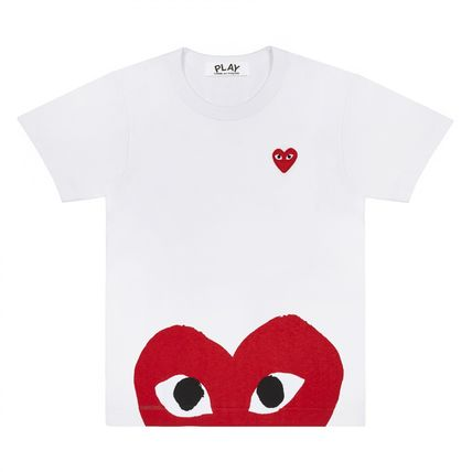 COMME des GARCONS Play playheartlogo T shirt