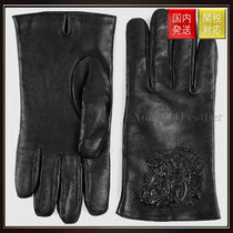 GUCCI(グッチ) 手袋 【グッチ】Tiger Embossed Leather Gloves 手袋