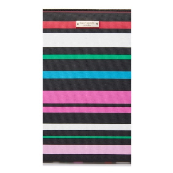 Kate Spade Fiesta Stripe  Laptop Sleeve 13インチPCケース
