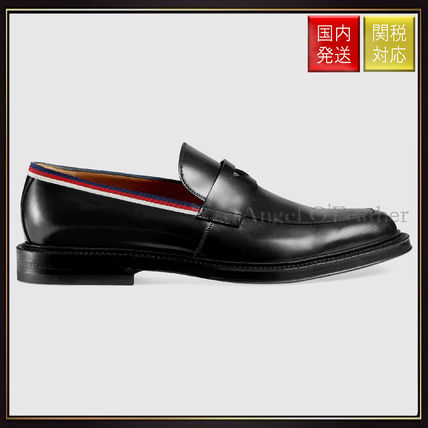 Gucci Leather Loafer dress shoes