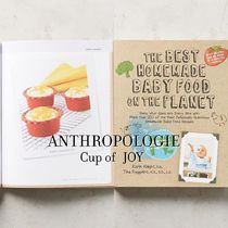 Anthropologie(アンソロポロジー) 絵本・ぬり絵・シール 【子供用絵本】The Best Homemade Baby Food On The Planet