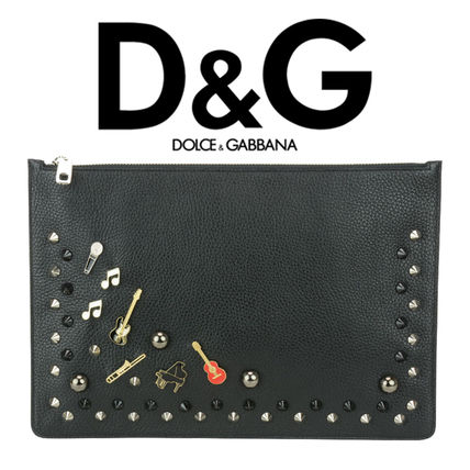 VIP discount 17 SS Dolce & Gabbana clutch bag music