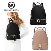 MICHAEL KORS*Rhea Small Leather Backpack*2色展開