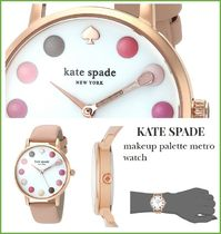 【Kate Spade】メイクアップパレットmakeup palette metro watch